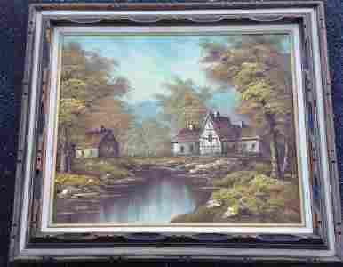 Robert More Oil Painting