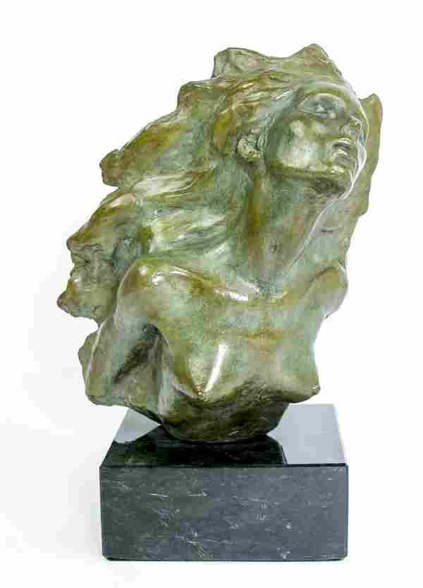 Frederick Hart Bronze Sculpture