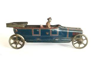 Tin Penny Toy, Late 19th Century