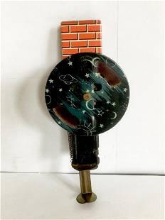 Chimney Sweep Sparkler Toy, 1940s