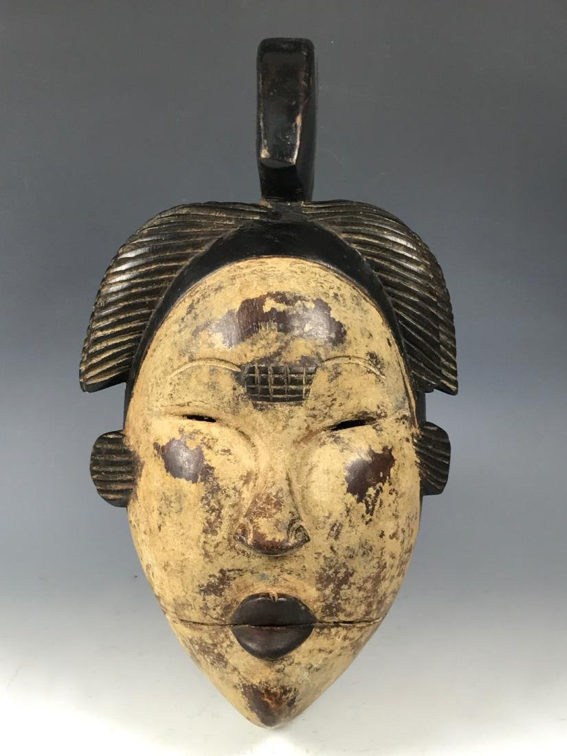Ogoni Talking Mask from Nigeria