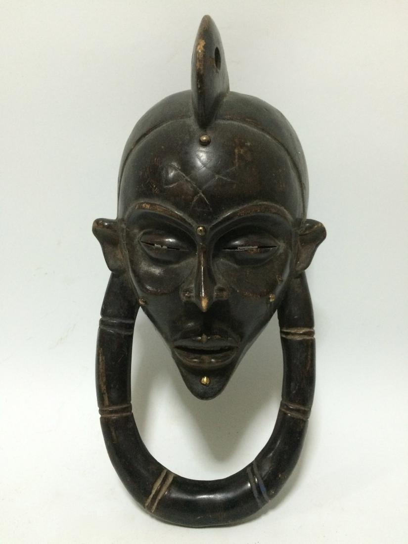 Chokwe Mask from Congo
