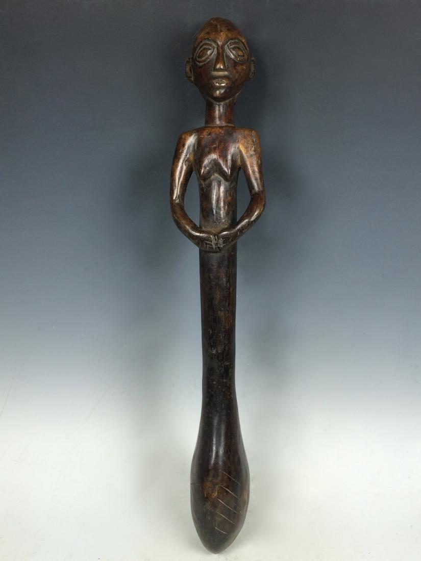 Tabwa Scepter from Democratic Republic of Congo