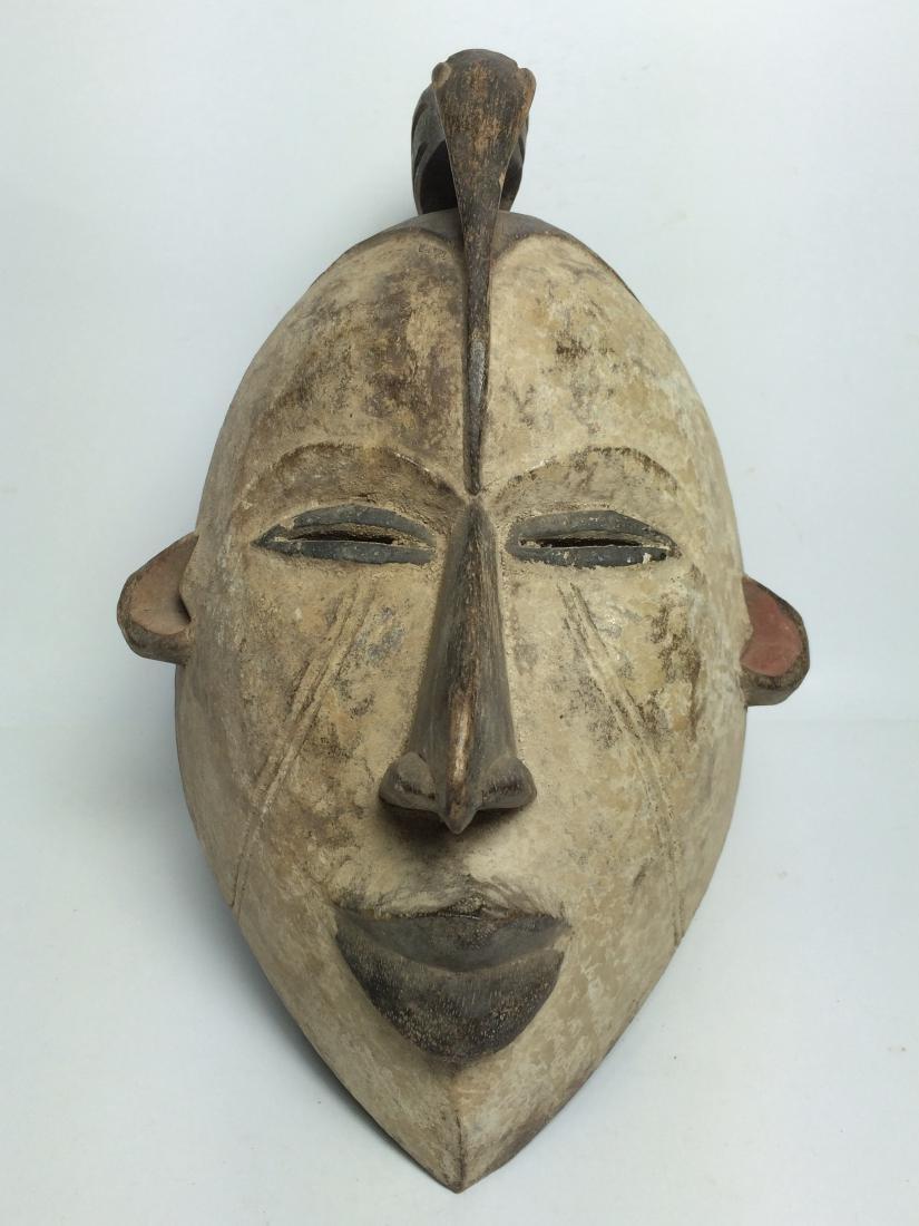 Ibo Mask from Nigeria