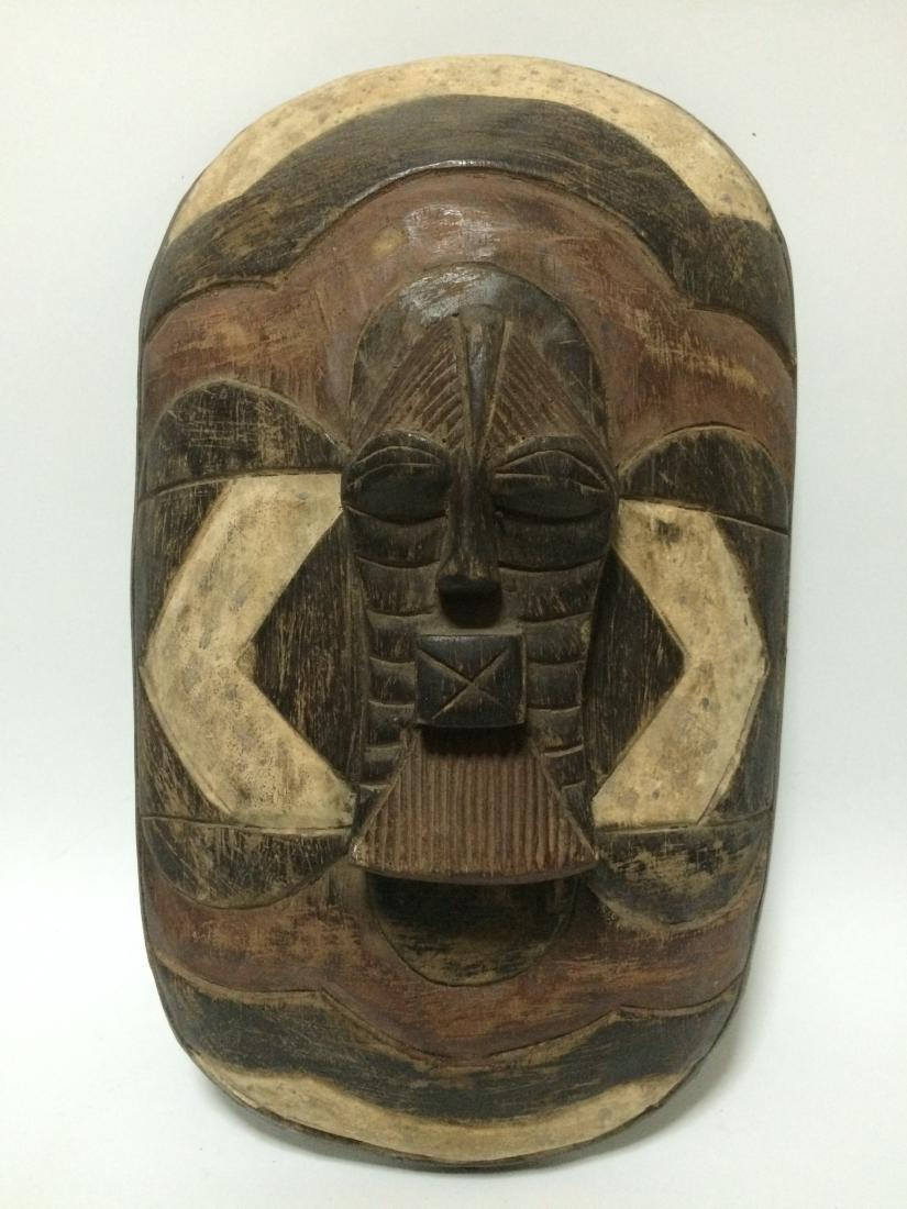 Songye Shield from Democratic Reopublic of Congo