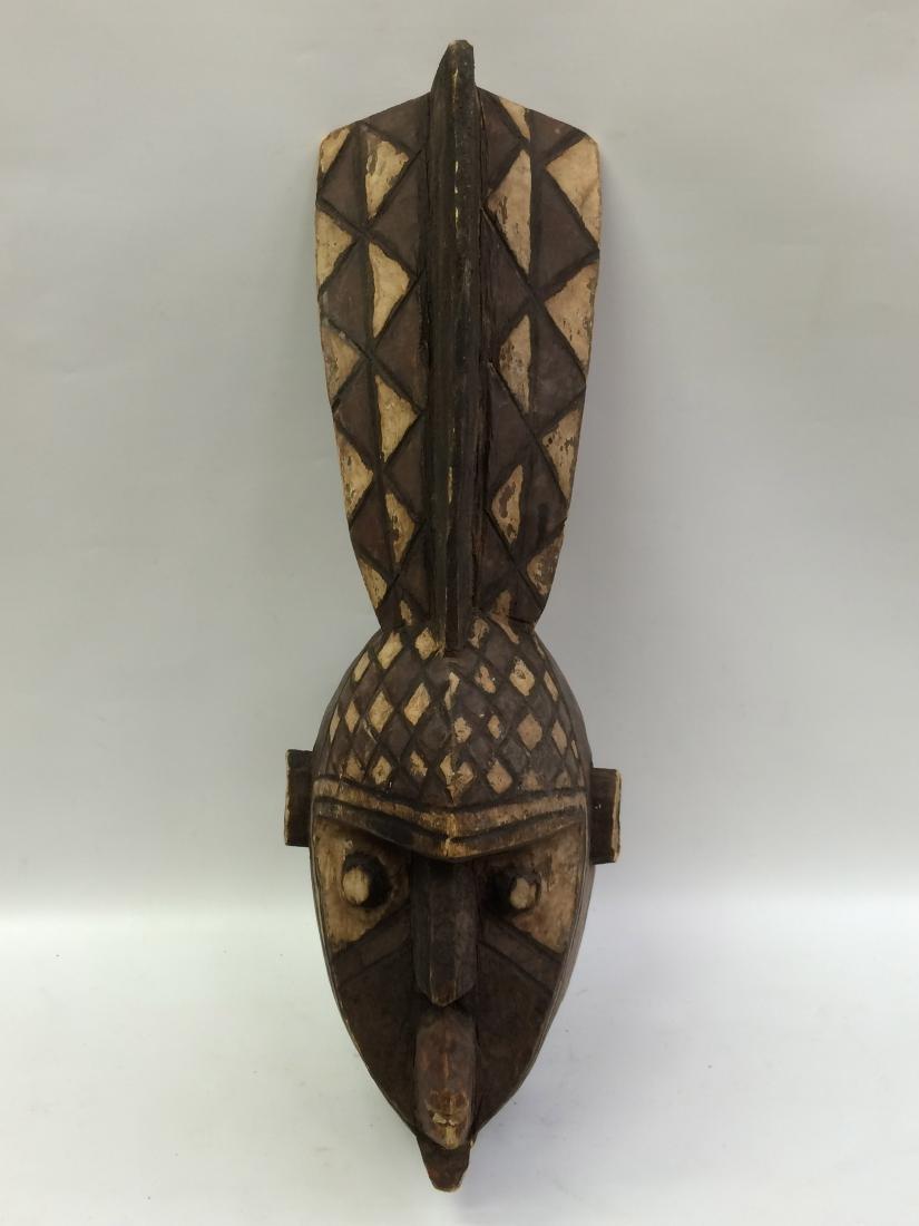 Bobo Mask from Burkina Faso