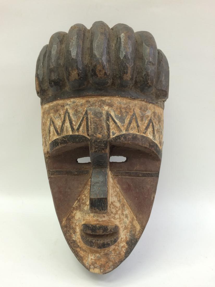 Ibibio Mask from Nigeria