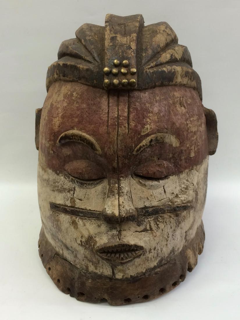Gotang Helmet Mask from Gabon