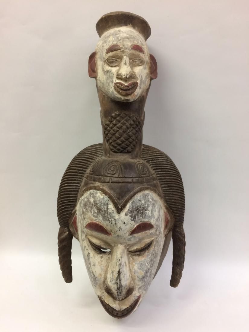 Igbo Mask from Nigeria