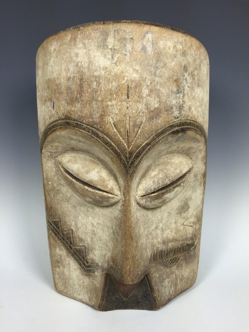 Fang Mask from Gabon
