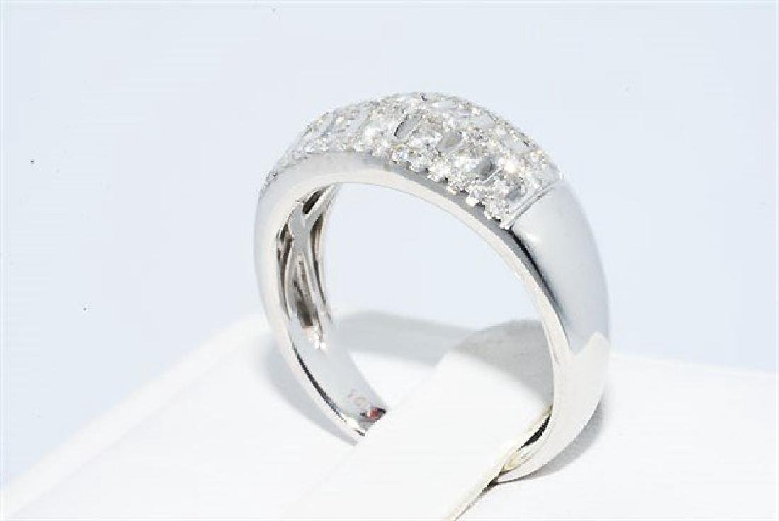 .50ct Natural Round Diamond Cocktail 10k Gold Ring - 5