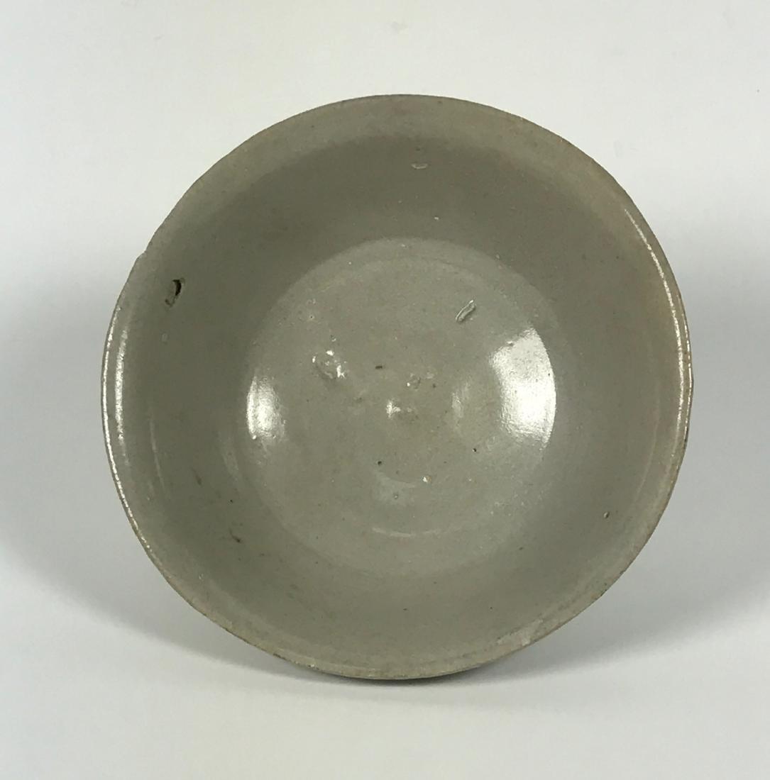 Chinese Yuan Dynasty Small Celadon Bowl