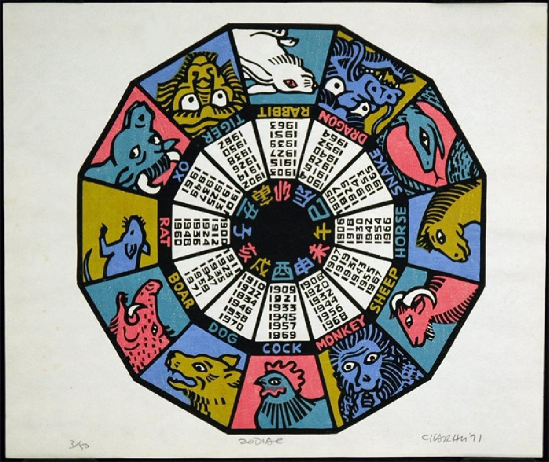 Clifton Karhu: Zodiac