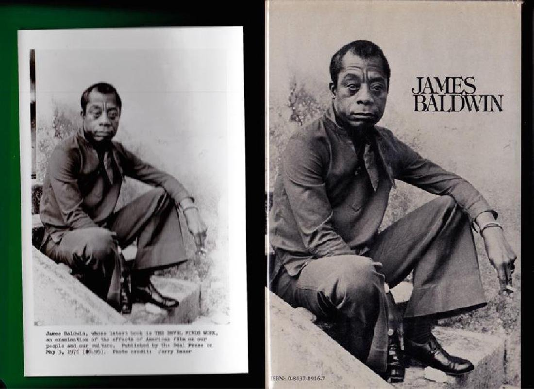 The Devil Finds Work by James Baldwin