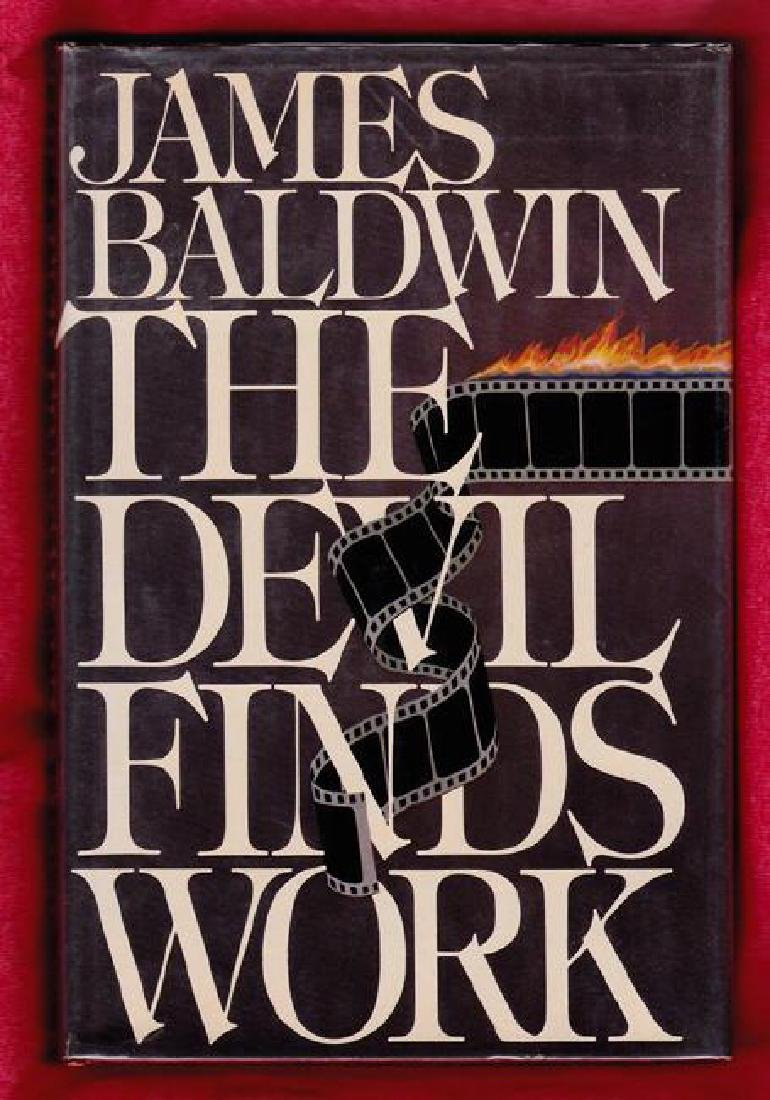 The Devil Finds Work by James Baldwin - 2