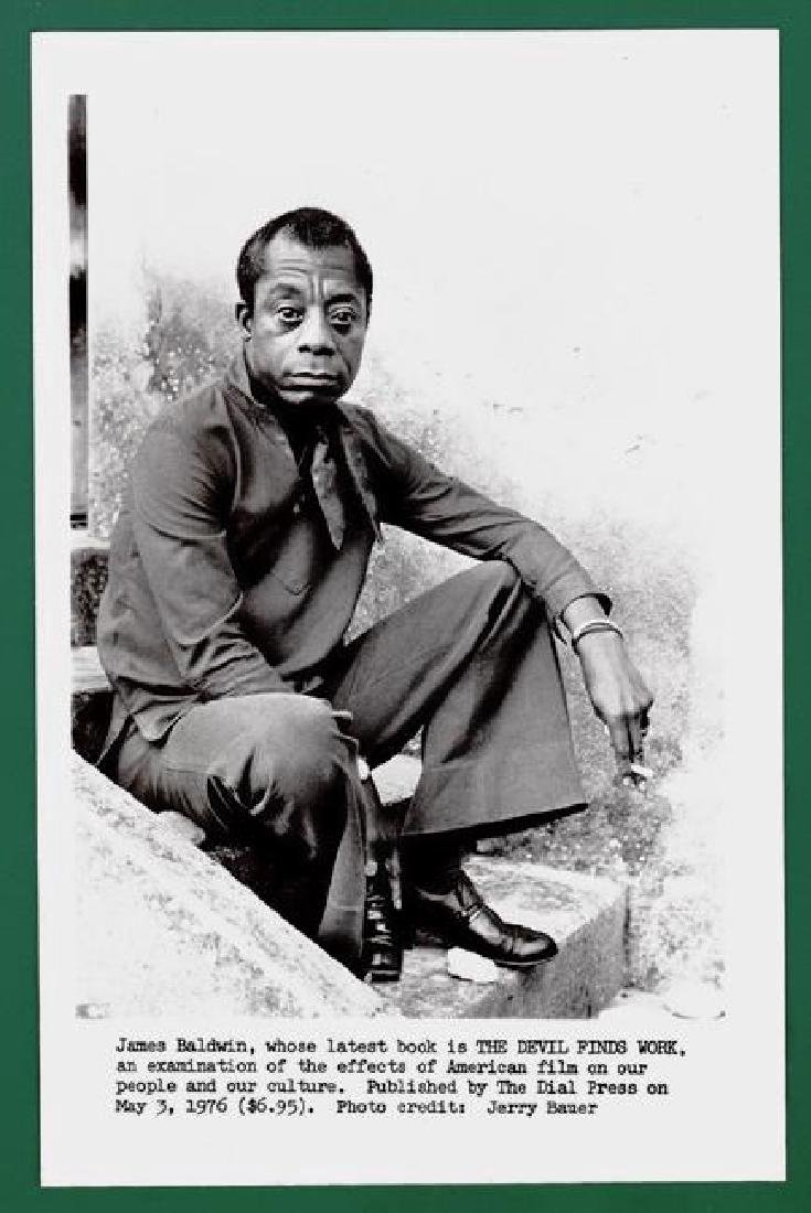 The Devil Finds Work by James Baldwin - 3