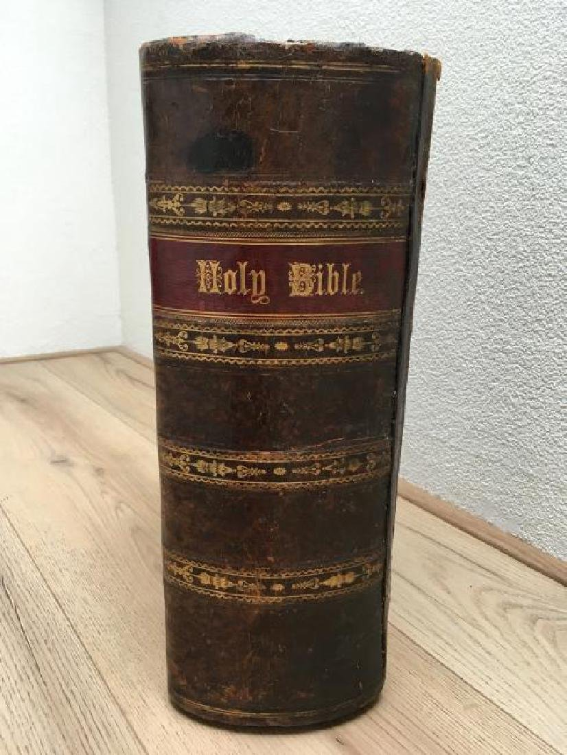 Holy Bible 19th C.