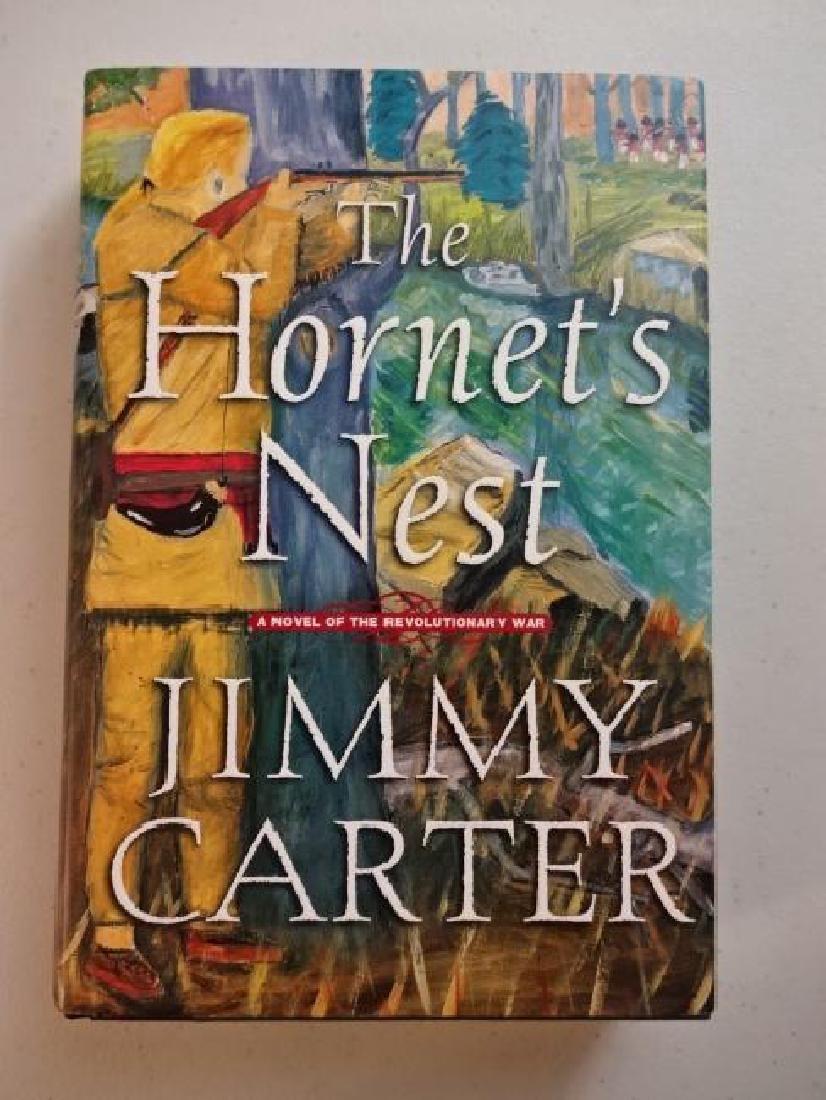 Jimmy Carter The Hornet's Nest, Signed