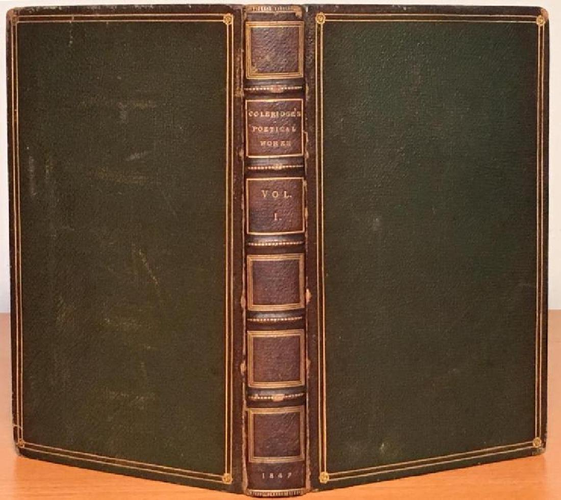The Poetical & Dramatic Works of S. T. Coleridge - 2