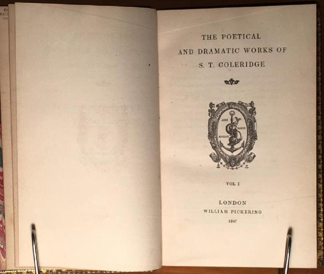 The Poetical & Dramatic Works of S. T. Coleridge - 4