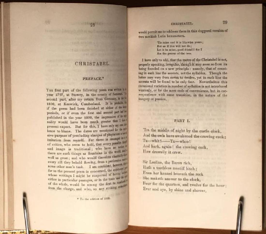 The Poetical & Dramatic Works of S. T. Coleridge - 5
