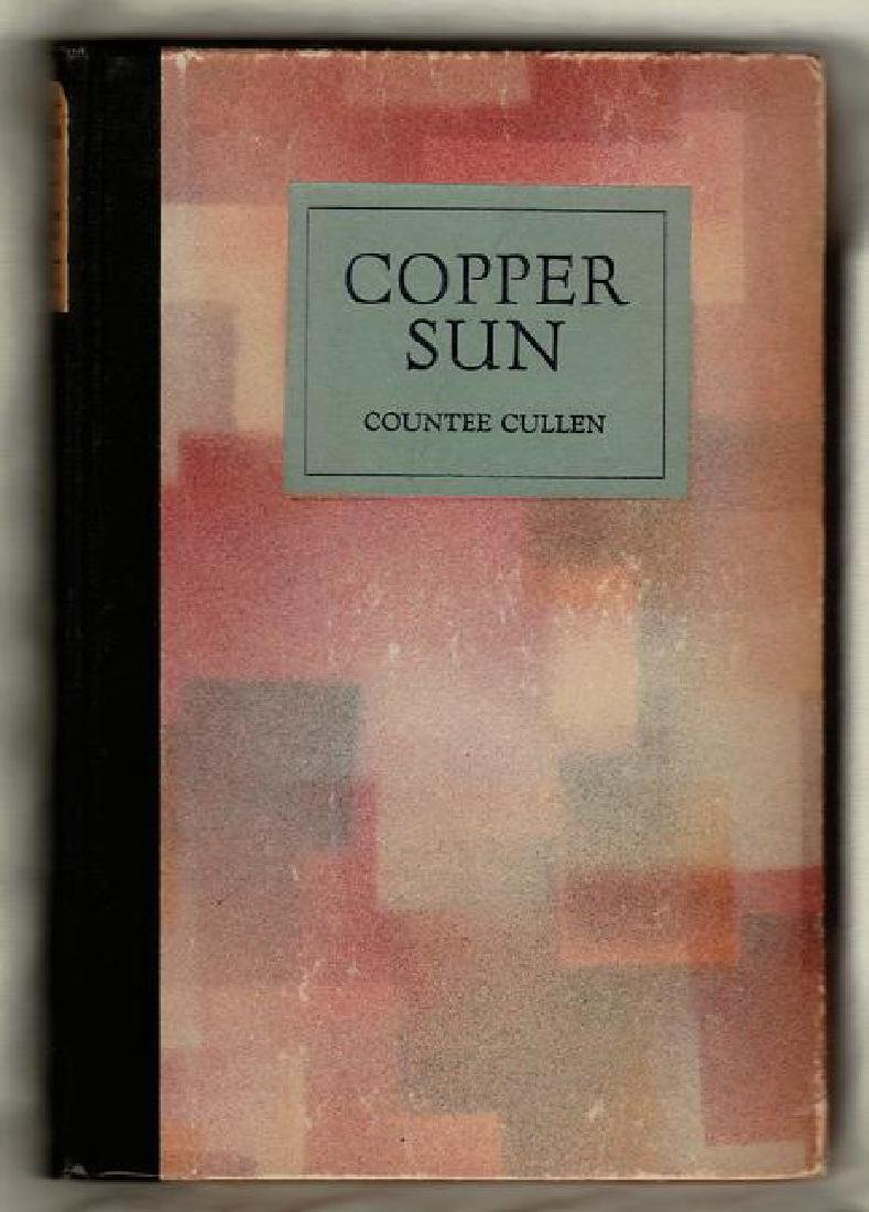 Copper Sun by Charles Cullen