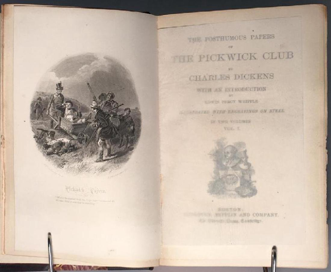 The Works of Charles Dickens, 1877 (29 Vol) - 3
