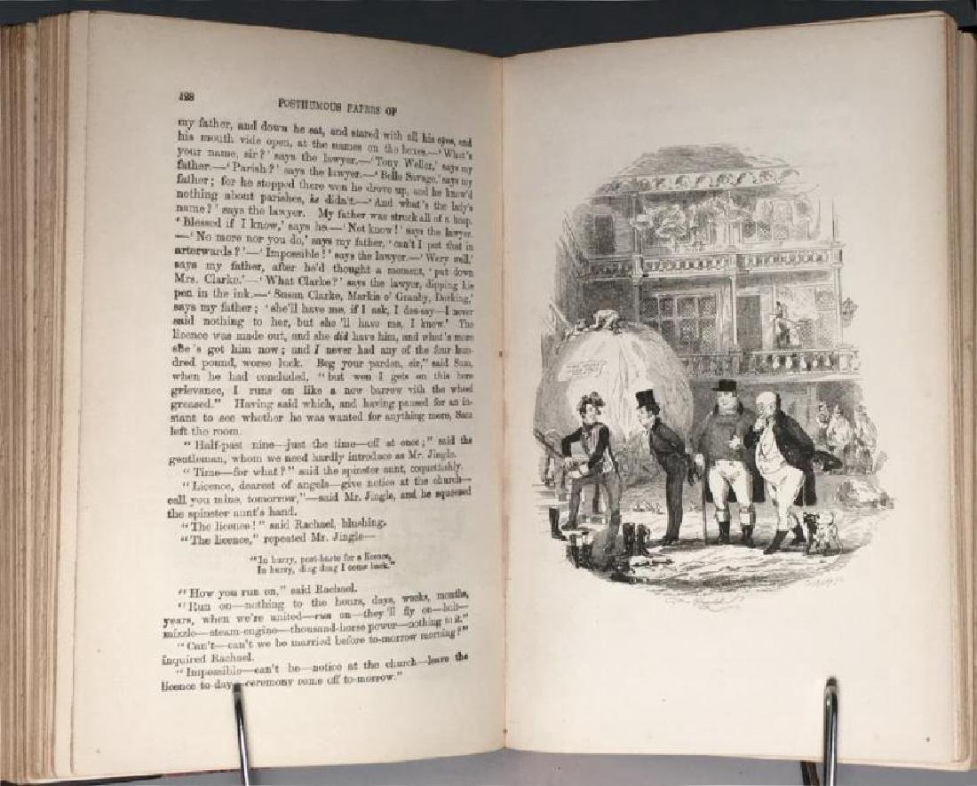 The Works of Charles Dickens, 1877 (29 Vol) - 5