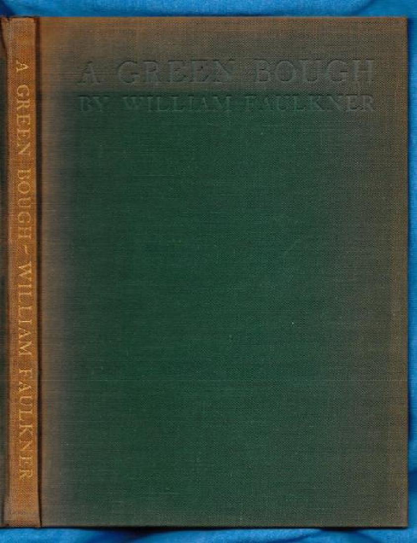 A Green Bough by Faulkner, William