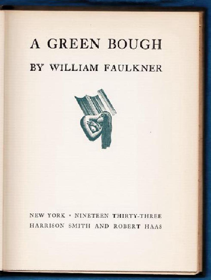 A Green Bough by Faulkner, William - 2
