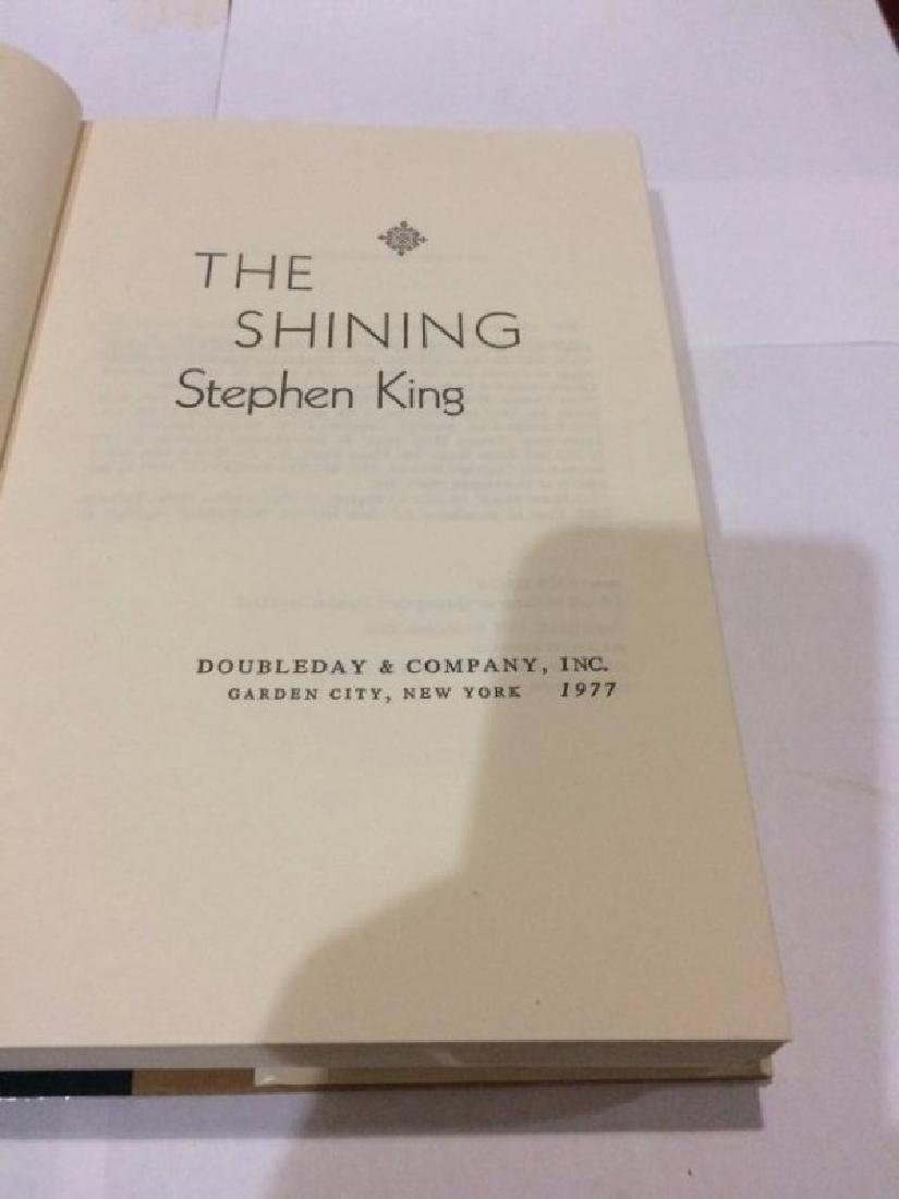 The Shining by Stephen King - 4