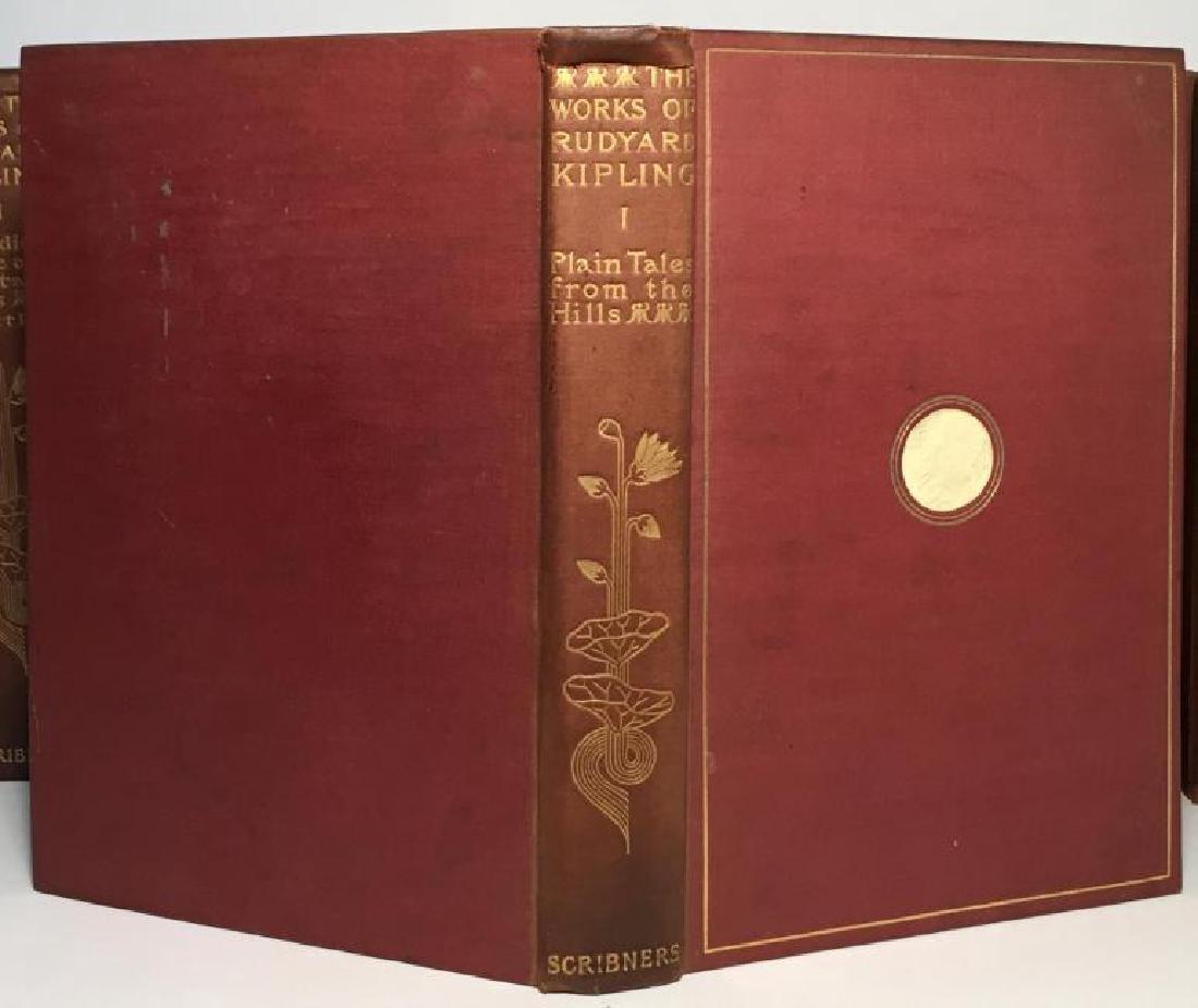 The Writings in Prose and Verse of Rudyard Kipling - 2