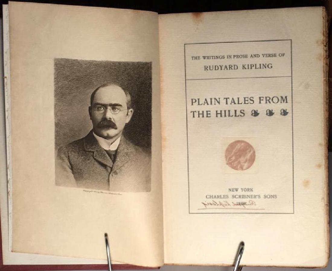 The Writings in Prose and Verse of Rudyard Kipling - 3