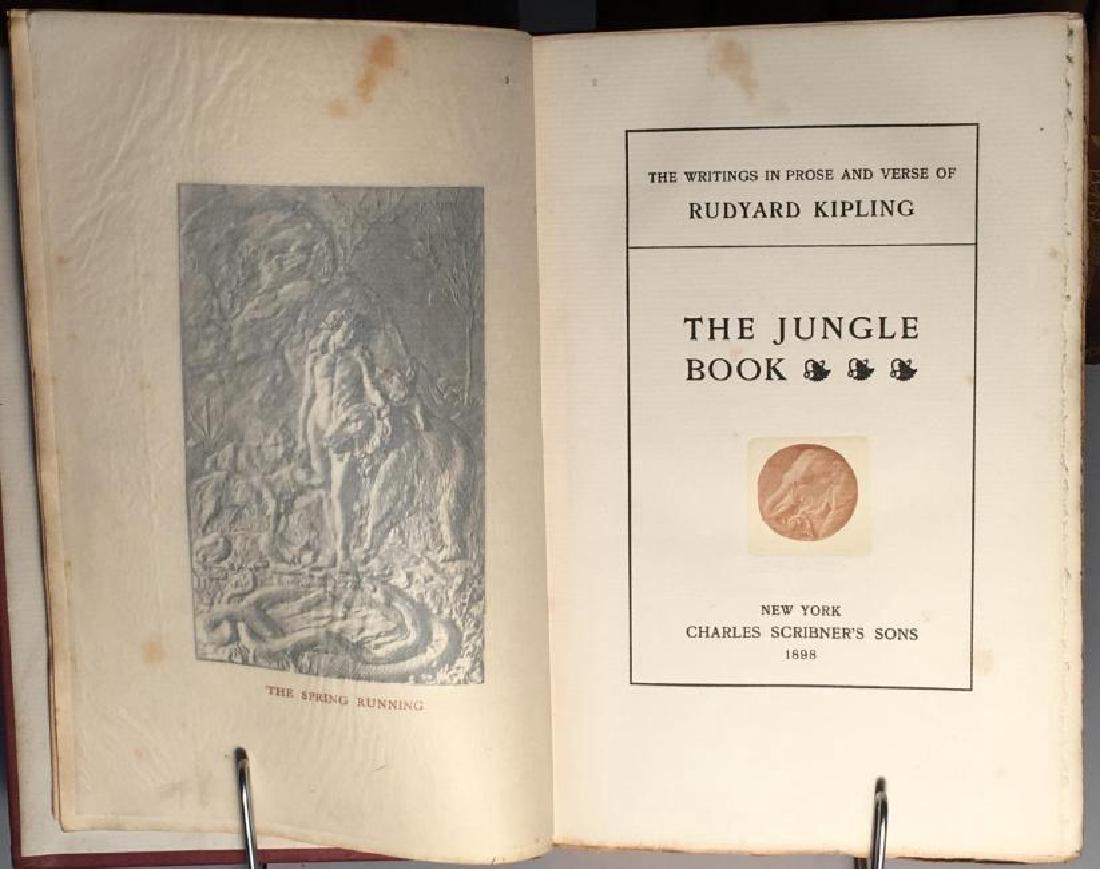 The Writings in Prose and Verse of Rudyard Kipling - 5