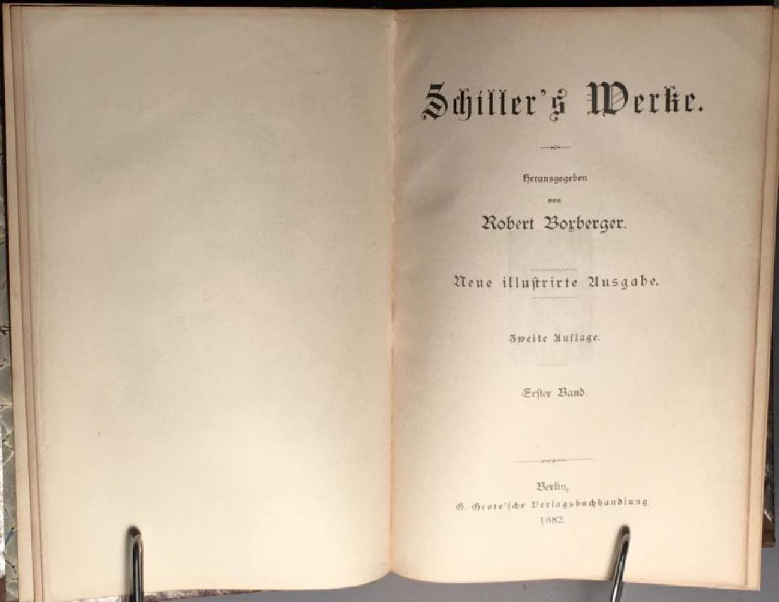Schiller's Werke - 4