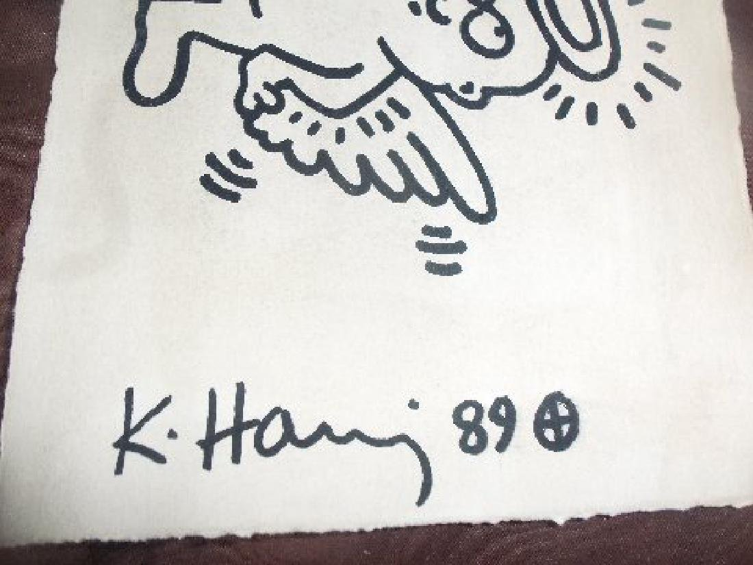 Keith Haring: Radiant Angel - Signed - 3