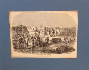 Harpers History: The War On The Mississippi, 1863