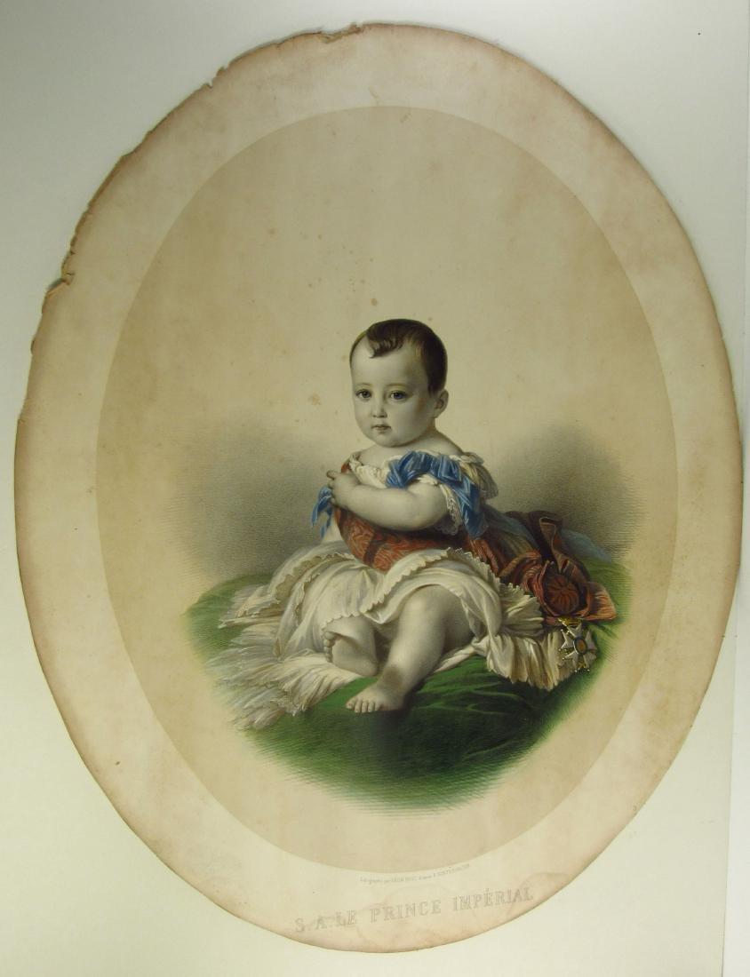 Leon Noel/Franz Winterhalter: S.A. Prince Imperial