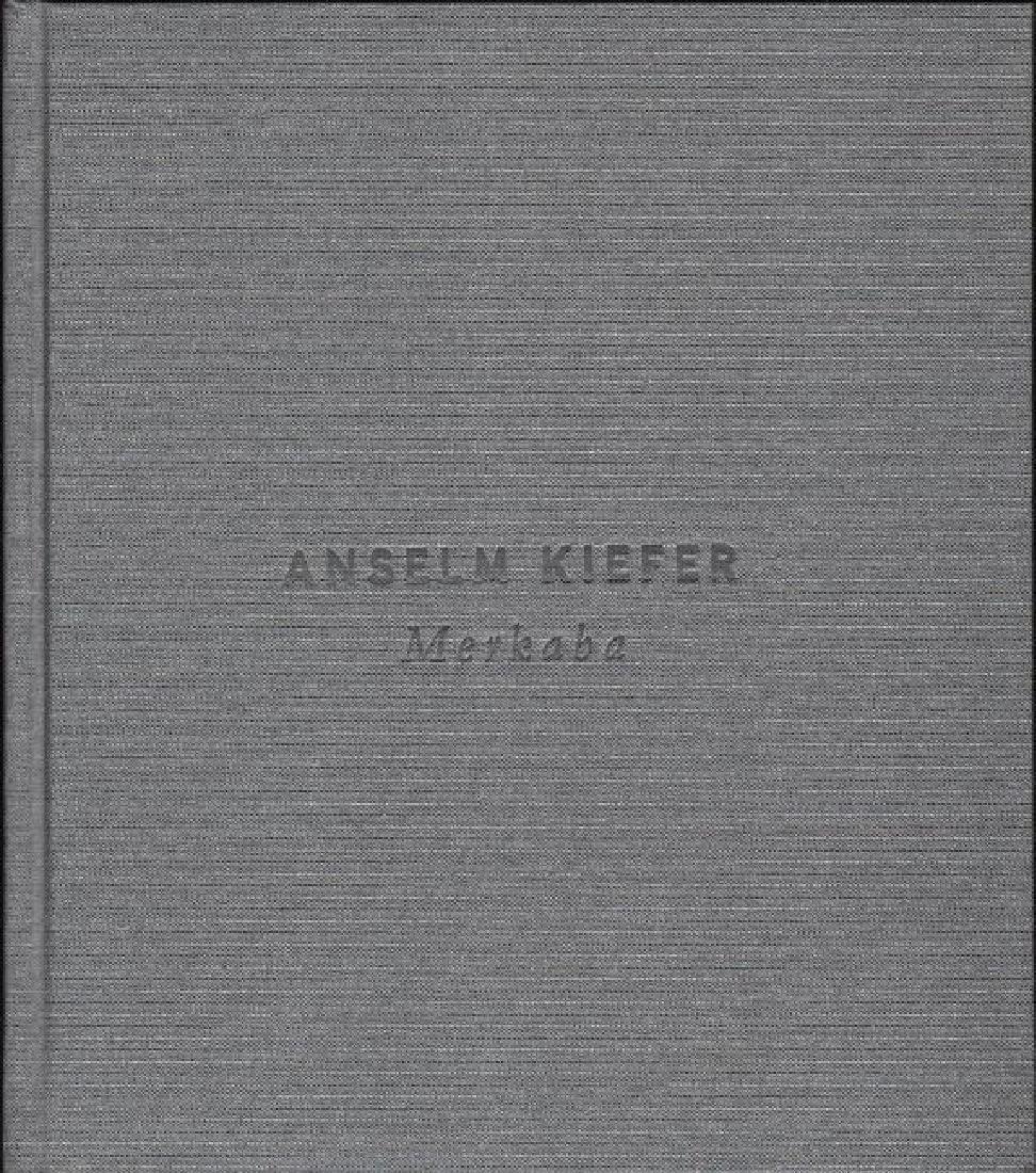 Merkaba, Kiefer, Anselm & Ealan Wingate, Gagosian 2002