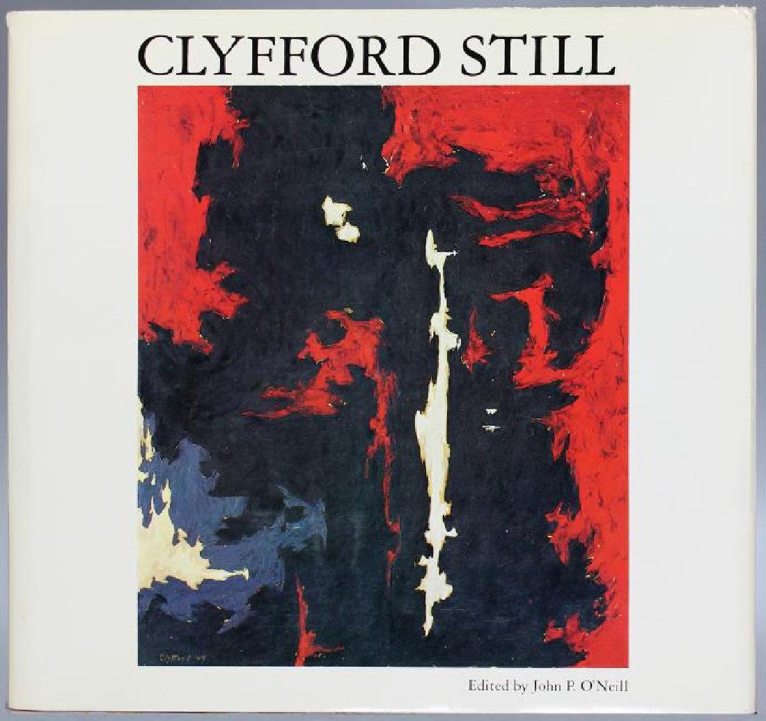 Clyfford Still, 1st Edition