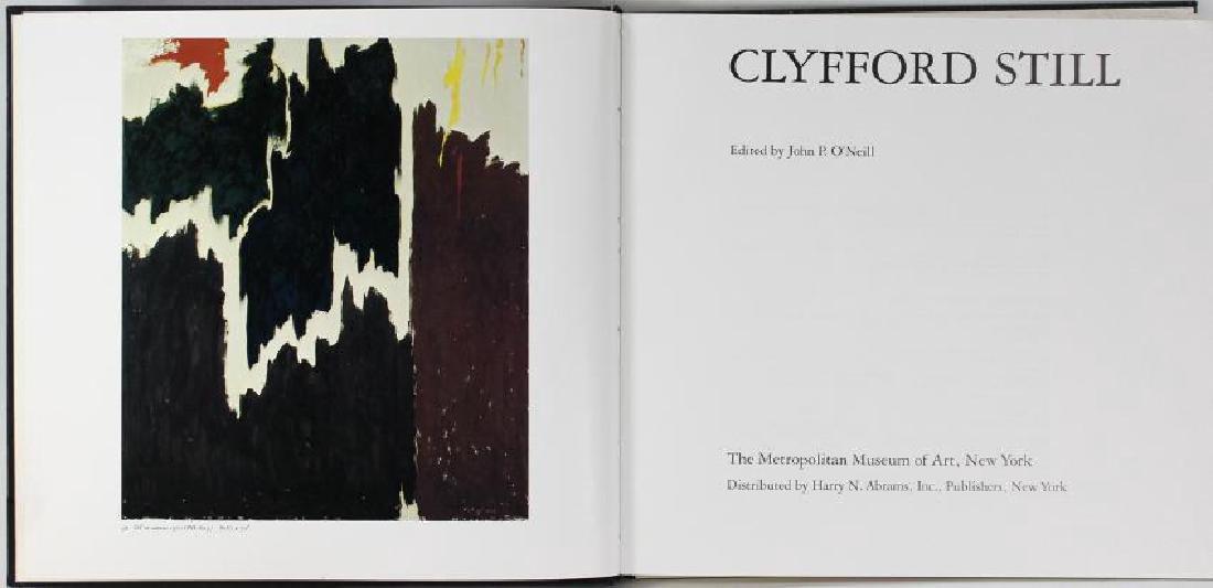 Clyfford Still, 1st Edition - 3