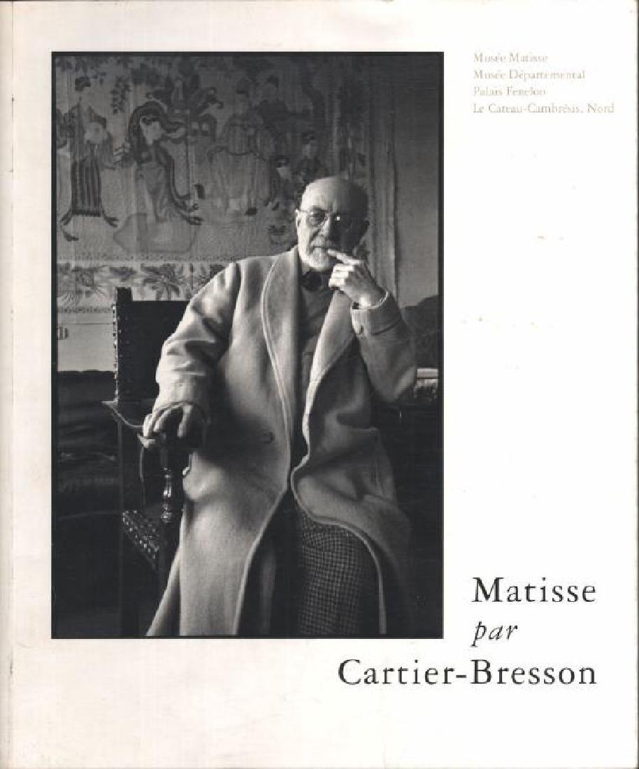Matisse par Cartier-Bresson