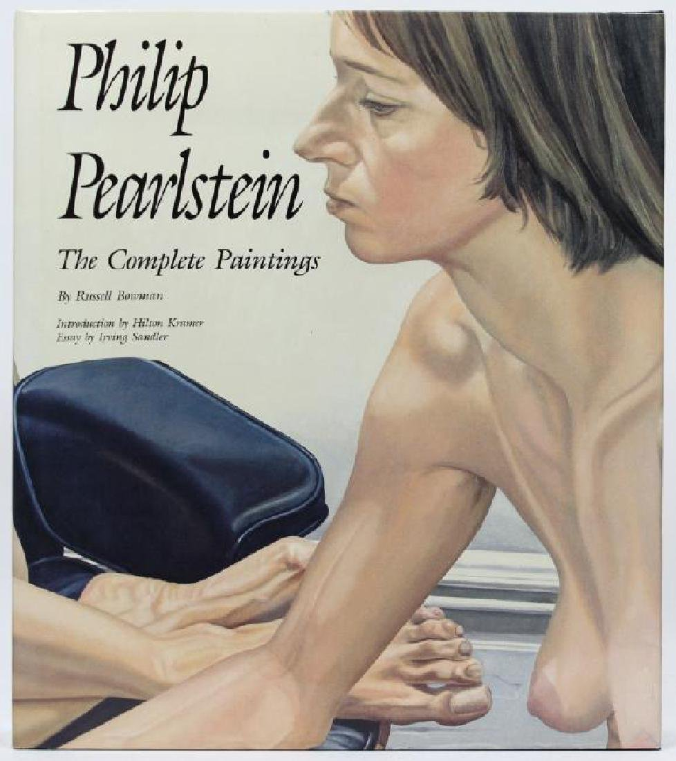 Philip Pearlstein, The Complete Paintings, 1st Edition