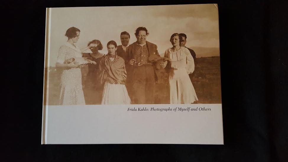 Frida Kahlo Photographs Of Myself And Others