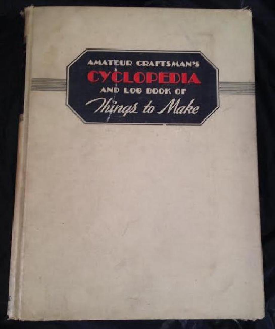 Craftsman Cyclopedia 1937