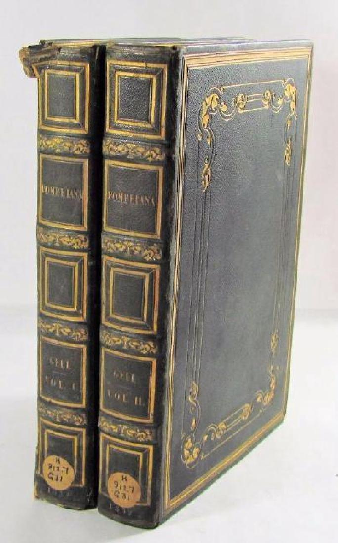 2 Volumes 1832 Pompiana