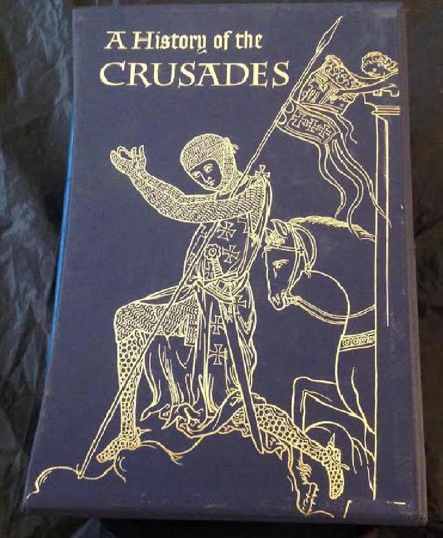 Folio Society History Of The Crusades by S.Runciman