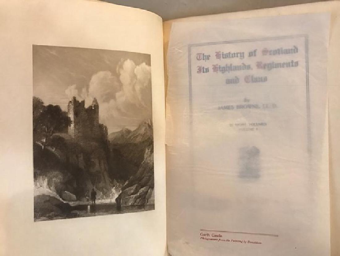 History Of Scotland James Browne - 5