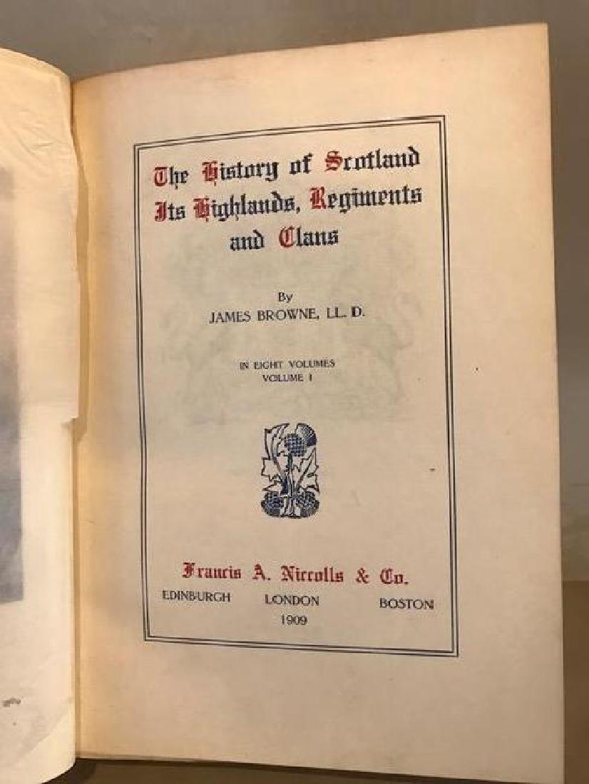 History Of Scotland James Browne - 6