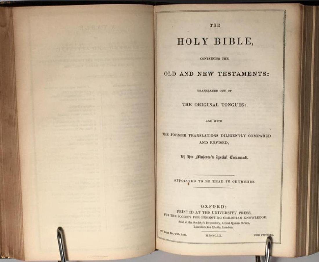 Book Of Common Prayer & The Bible, Old & New Testaments - 4